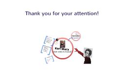Karl Marx; Sociology Project