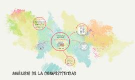 ANÁLISIS DE COMPETITIVIDAD