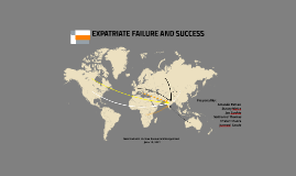 EXPATRIATE Success and Failure