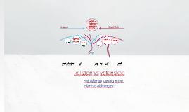 Copy of Religion vs Vetenskap