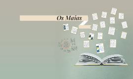 Copy of Os Maias