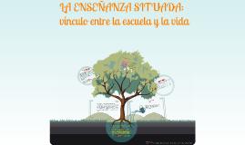 Copy of ENSEÑANZA SITUADA: vínculo entre la escuela y la vida