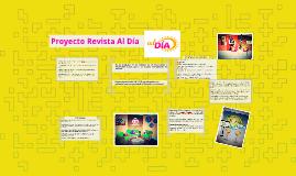 Proyecto Revista Al Día