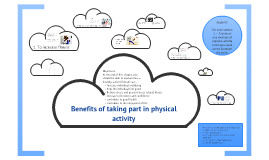 01928 2: Benefits of taking part in physical activity
