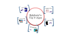Epiphany's Top 5 Apps