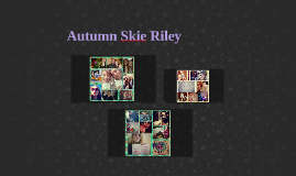 Autumn Skie Riley