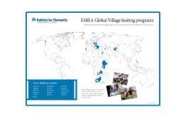 Global Village Program in EMEA
