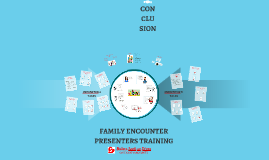 FAMILY ENCOUNTER PRESENTERS TRAINING