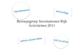 Copy of Beroepsgroep Secretaressen Rijk