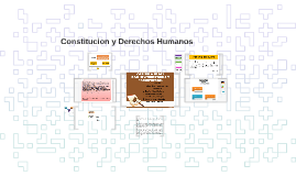 Constitucion y Derechos Humanos