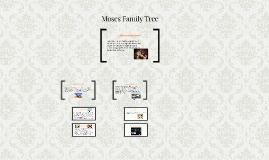 Moses Family Tree