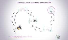 Copy of Copy of Enfermería parte importante de la atencion