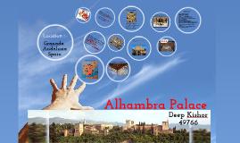 Copy of Al hambra palace