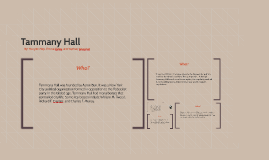 Copy of Tammany Hall