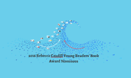 Copy of 2016 Rebecca Caudill Young Readers' Book Award Nominees