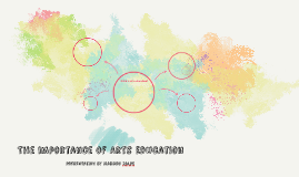 The importance of Arts Education