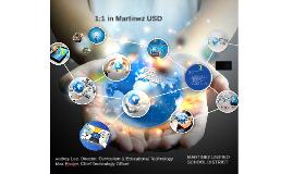 1:1 Implementation - Martinez USD