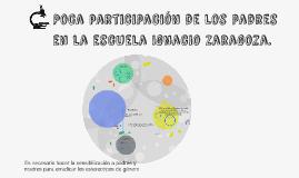 Poca participación de los padres en la escuela Ignacio Zarag