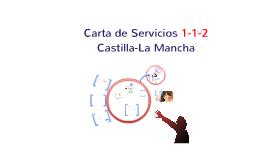 Carta de Servicios 112 CLM ed.4