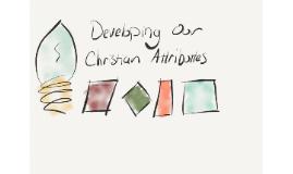 Developing Christian Attitude