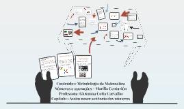 Conteúdo e Metodologia de Matemática - Capítulo 1