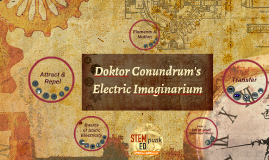 Doktor Conundrum's Electric Imaginarium