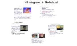 Integreren in Nederland