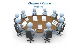 Leadership Case A
