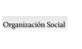 Organización Social de los Inca
