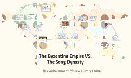 The Byzantine Empire VS. The Mongol Empire