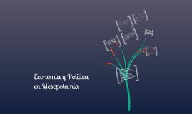 Economía y Política de Mesopotamia