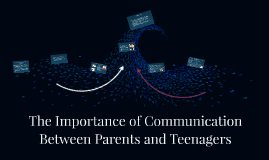 The Importance of Communication Between Parents and Teenager