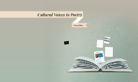 Cultural Voices in Poetry