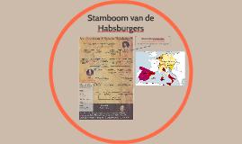 Stamboom van de Habsburgers