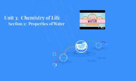 3.2: Properties of Water