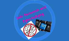 Safe Passwords and Cyberbullying
