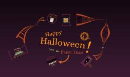 Copy of Halloween Prezi 2011