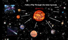 Take a trip through the Solar System