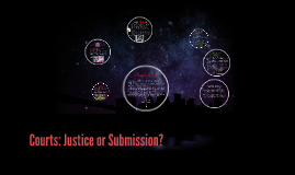Copy of Courts: Justice or Submission?