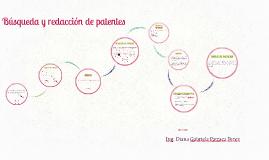 Busquedas y redaccion de patentes
