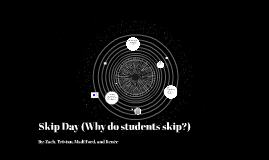 Why do Students Skip? (Results)