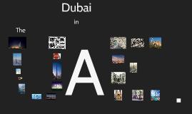 Dubai - understanding the city