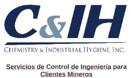 Servicios de Control de Ingeniería para Clientes Mineros