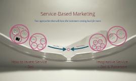 Service-Based Marketing