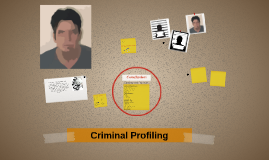 The Life of A Criminal Profiler