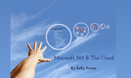 Copy of Microsoft 365 & The Cloud