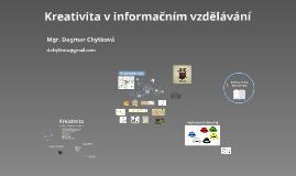 Kreativita v IV