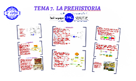 TEMA 7. LA PREHISTORIA