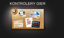 KONTROLERY GIER