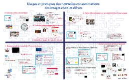 Usages et pratiques des nouvelles consommations des images chez les élèves